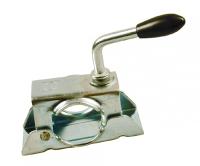 Klemmhalter für Stützrad 48mm