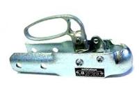 Kugelkupplung für DDR-Anhängerzugdeichsel mit D=60 mm