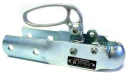 Kugelkupplung für DDR-Anhängerzugdeichsel mit D=70 mm
