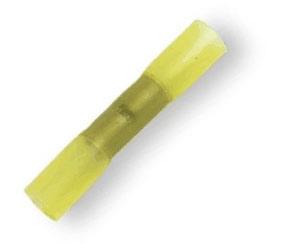 Quetschverbinder mit verleimtem Schrumpfschlauch 4 bis 6 Quadratmillimeter