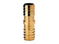 Schlauchverbinder 20 mm Messing für Kühlwasserschlauch etc.