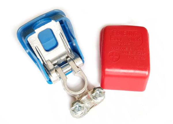 Schnellverbindungs-Polklemmen für KFZ-Batterie (Paar)