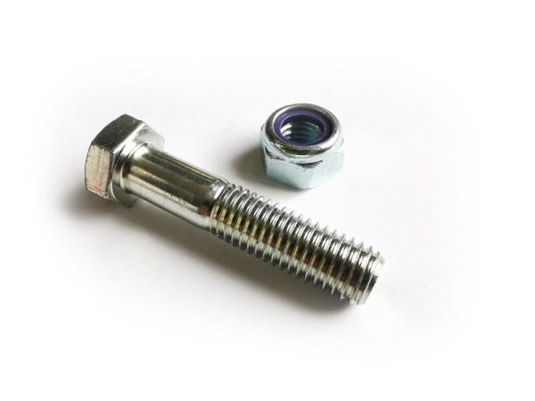 Schraube für Stoßdämpferbefestigung unten Qek Junior, Aero, 325