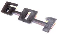 Schriftzug --601--  Nachproduktion Plaste Trabant P601