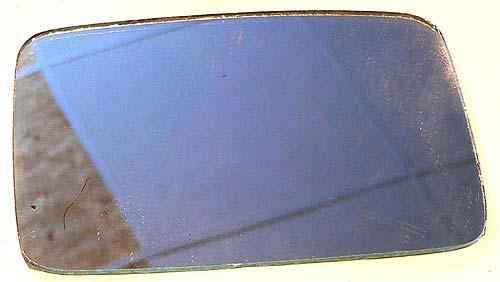 Außenspiegelglas gewölbt für Trabant P601 und bis 1979 auch für Wartburg