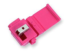 Stromdieb, Kabeldieb, Abzweigverbinder rot 0,5-1,5 Quadratmillimeter (Stück)