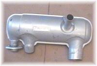 Vorschalldämpfer Trabant P601