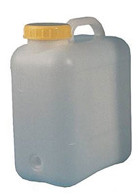 Wasserkanister 13 Liter für Qek Junior etc.