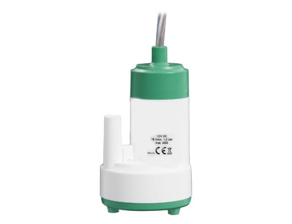 Wasserpumpe, Tauchpumpe für Qek-Wohnwagen, Caravan oder Wohnmobil 18 l min