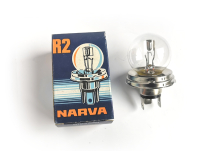 Biluxlampe R2 12V 45 40W P45T Trabant, Wartburg, Simson,...
