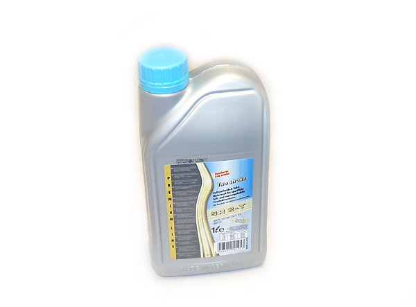 Zweitaktöl vollsynthetisch 1 Liter, für Trabant (1:100), Wartburg, Simson etc.