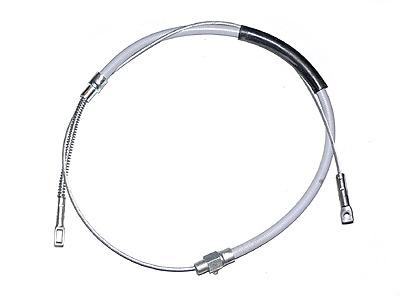 Bremsseil PKW-Lastenanhänger HP-Serie z.B. HP500, HP650 etc. mechanisch gebremst Seil 110 cm, Hülle 66 cm