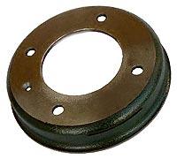 Bremstrommel für Trabant P50, P60, P601 ungeschlitzt (Stück)
