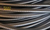Gummiprofil Kantenschutz Keder mit Stahleinlage für Trabant und QEK Junior uvm. weiß glänzend