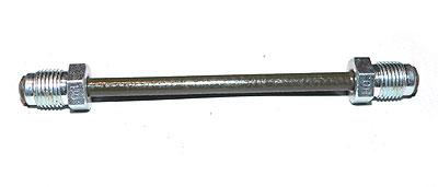 Bremsleitung Qek Junior hydraulisch gebremst, hinten rechts oder links, 1. Qualität