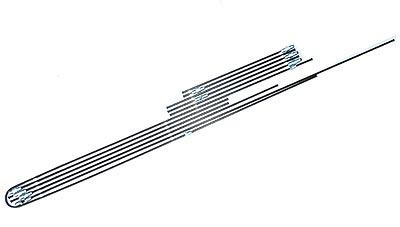 Bremsleitungssatz kpl. Trabant 1.1, Stahlleitung, deutsche Markenqualität
