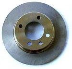 Bremsscheiben Trabant 1.1 mit 100er Lochkreis (Stück)