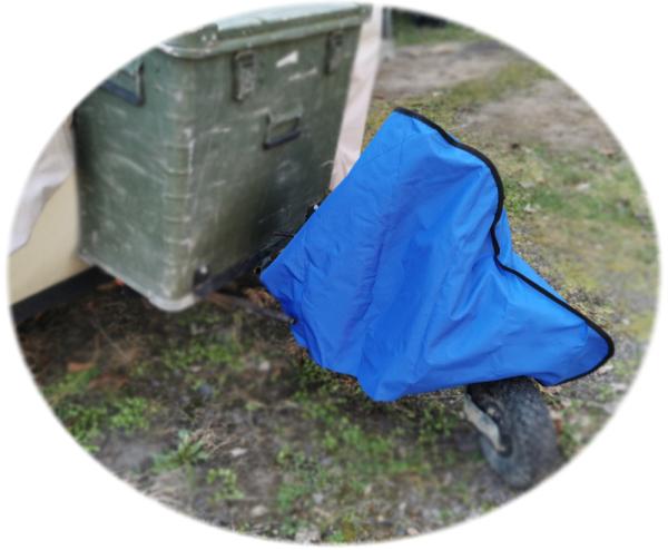 Deichselhaube für Wohnwagen, Caravan, Anhänger, Qek Junior, Aero, 325 etc.