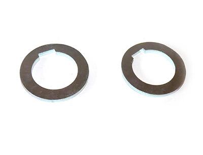 Distanzscheiben für Verwendung der Bremstrommel Trabant 1.1 HA beim P601 (Paar)