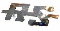 Edelstahl-Schriftzug --RS-- Trabant