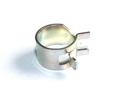 Federklemmschelle für 6mm Benzinschlauch