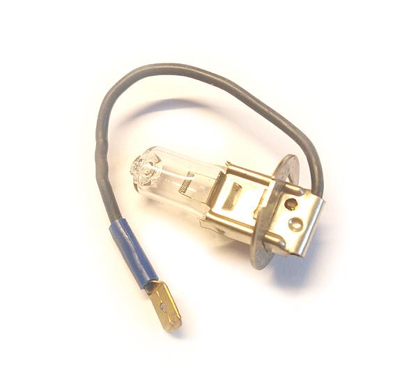 Glühlampe Halogenlampe H3 12V 55W für Nebelscheinwerfer und  Zusatzscheinwerfer